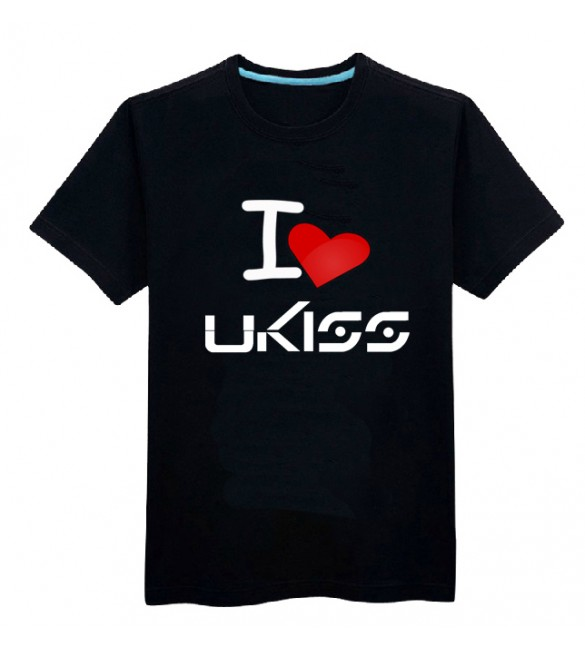 Kpop футболка i love ukiss
