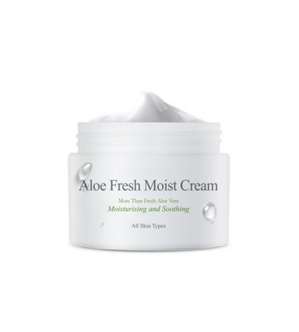 Крем для лица: Aloe Fresh Moist Cream