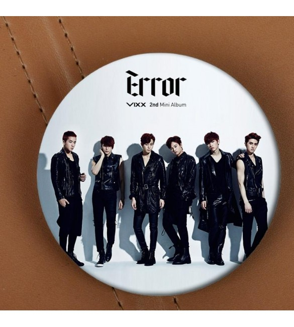 "Значок VIXX: 2nd Mini Album ""Error"""