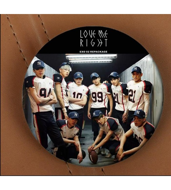 Значок EXO: Love me Right
