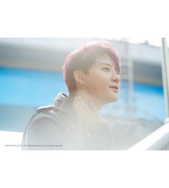 JYJ KIM JUN SU MINI ALBUM - 꼭 어제 (JUST YESTERDAY)