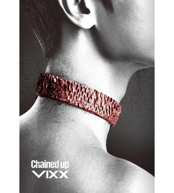 VIXX Vol.2 - CHAINED UP Control Version