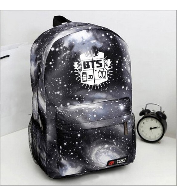 Рюкзак BTS Galaxy Gray