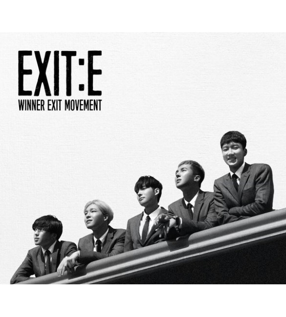 Альбом WINNER EXIT:E Westminster Version