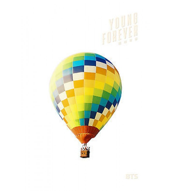 BTS 화양연화 YOUNG FOREVER (DAY VERSION)