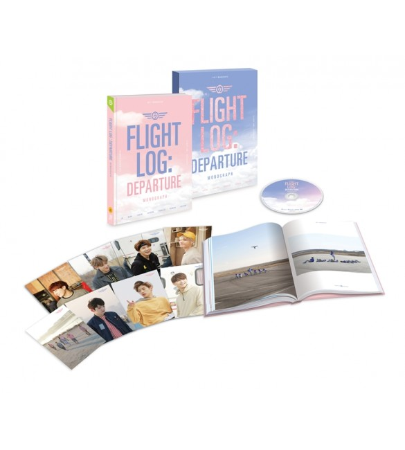 GOT7 - Flight Log: Departure MONOGRAPH