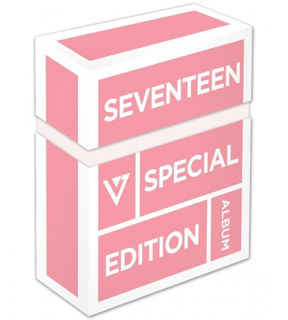 SEVENTEEN 1ST ALBUM REPACKAGE - LOVE&LETTER Special