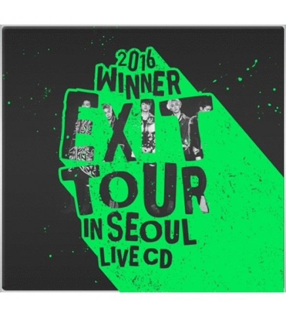 2016 WINNER EXIT TOUR IN SEOUL
