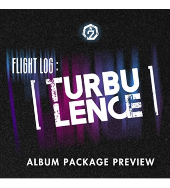 GOT7 2nd Album FLIGHT LOG : TURBULENCE