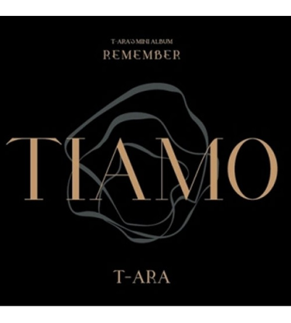 T-ARA 12th Mini Album - REMEMBER