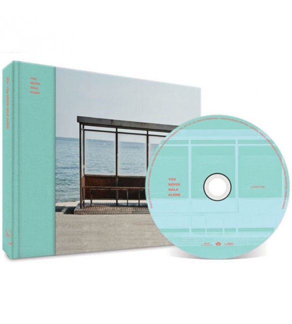 BTS YOU NEVER WALK ALONE LEFT Ver.