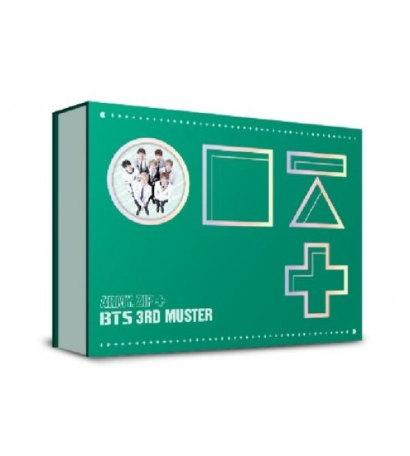 BTS 3RD MUSTER ARMY.ZIP+