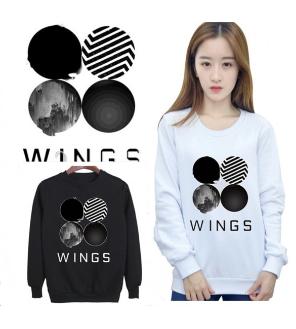 Кофта BTS Wings