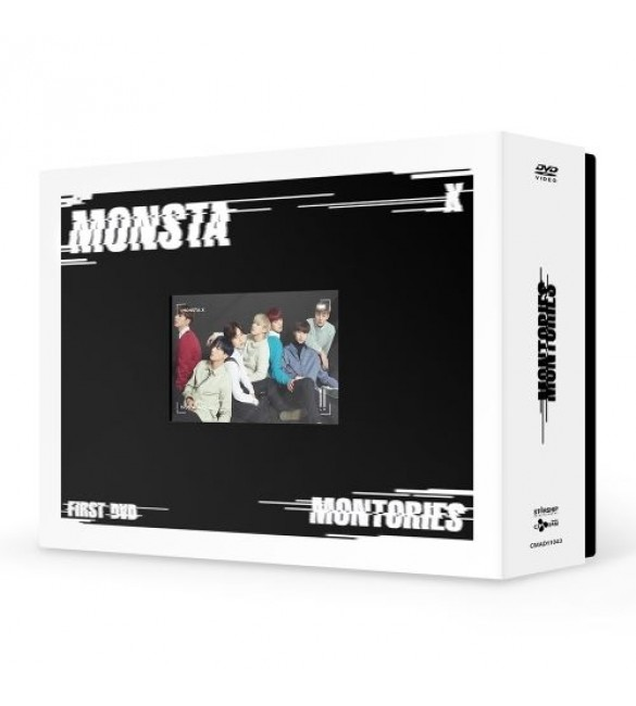 MONSTA X - 1 ST DVD MONTORIES