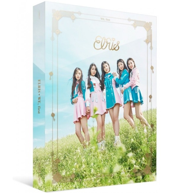 ELRIS 1ST MINI ALBUM - WE, FIRST
