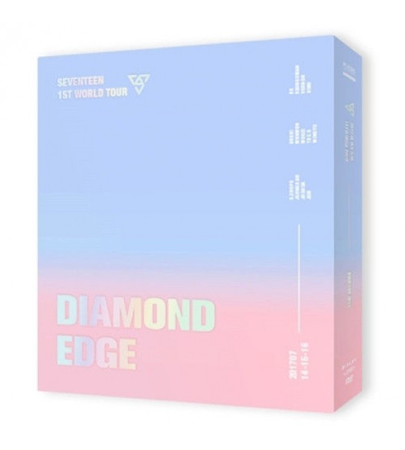 2017 SEVENTEEN 1ST WORLD TOUR - DIAMOND EDGE IN SEOUL
