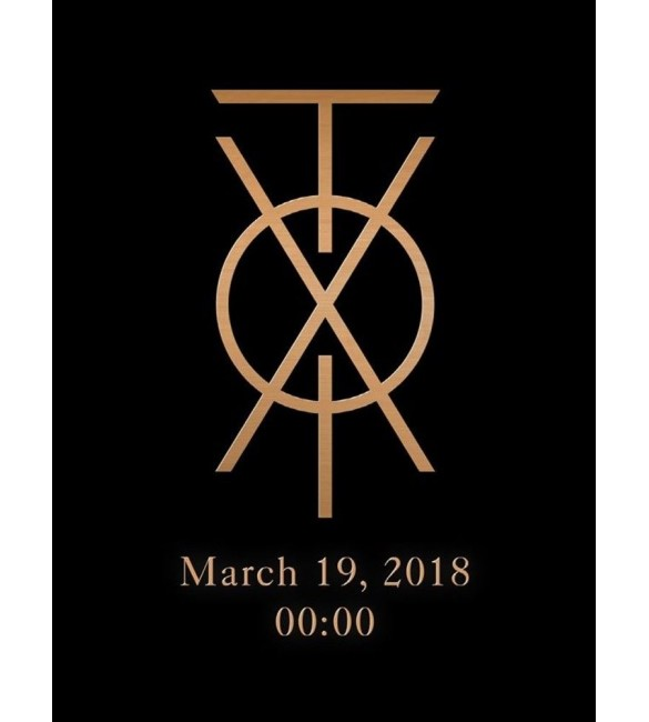 Альбом TVXQ 8TH ALBUM - NEW CHAPTER 1 : THE CHANCE OF LOVE