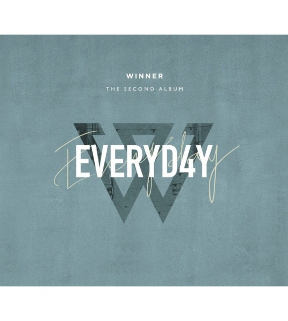 Альбом WINNER 2ND ALBUM - EVERYD4Y (DAY VER)