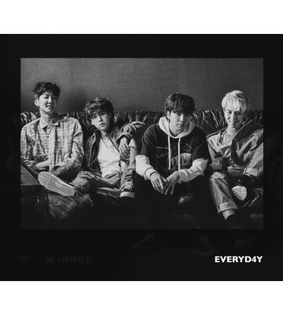 Альбом WINNER 2ND ALBUM - EVERYD4Y (NIGHT VER)