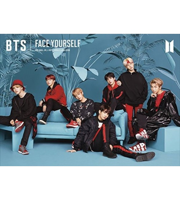 JAPANESE LIMITED EDITION BTS - FACE YOURSELF VER.C