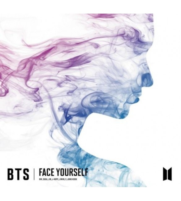 JAPANESE EDITION BTS - FACE YOURSELF