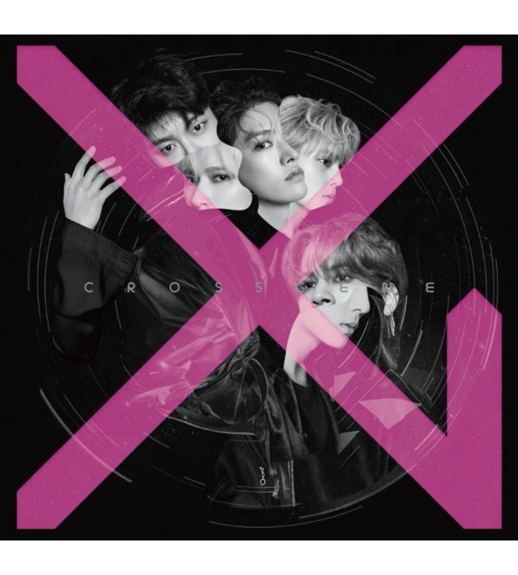 Альбом CROSS GENE 5TH MINI ALBUM - ZERO (B VER)
