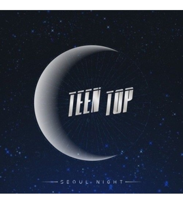 Альбом TEEN TOP 8TH MINI ALBUM - SEOUL NIGHT (B VER)