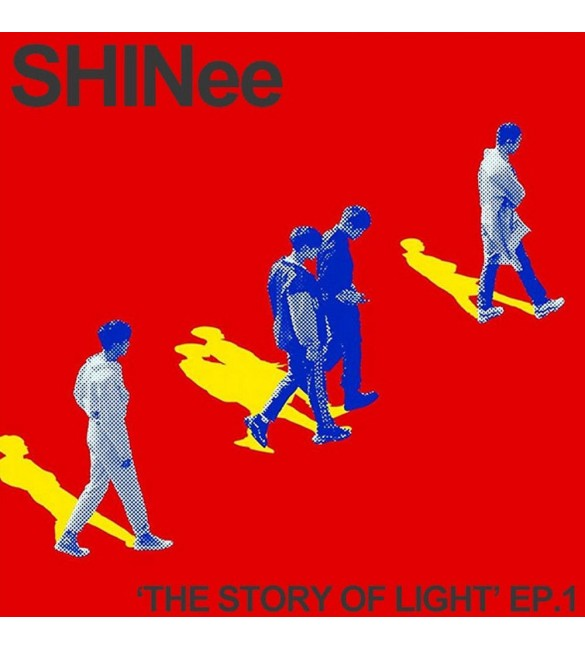 Альбом SHINEE 6TH ALBUM - THE STORY OF LIGTH EP.1