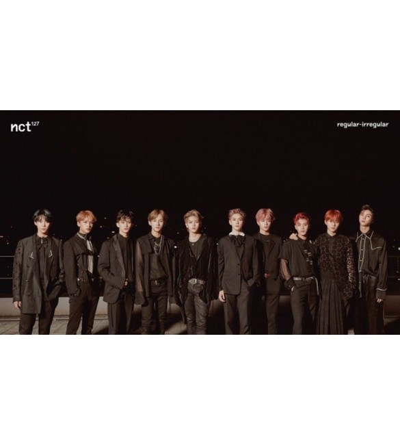 K-POP альбом NCT 127 First Album Vol 1 - NCT 127 Regular-Irregular