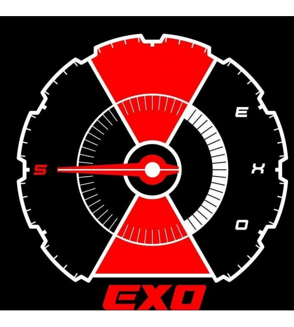 Альбом EXO 5th Album - DON'T MESS UP MY TEMPO (Random Ver)