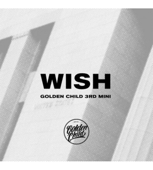 Альбом Golden Child 3rd Mini Album - Wish (A ver.)