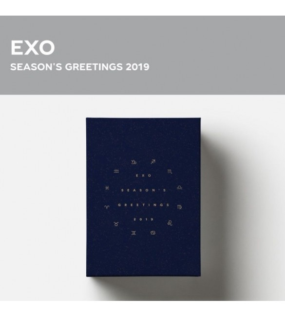 EXO 2019 SEASON'S GREETINGS