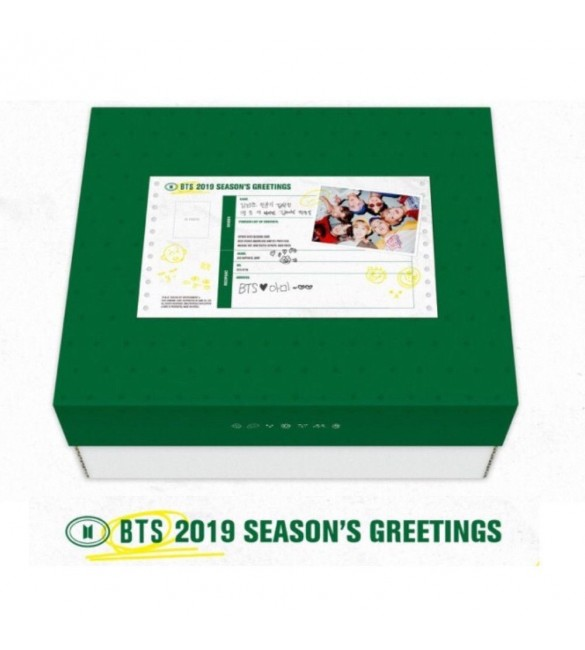 Альбом BTS 2019 SEASON'S GREETINGS