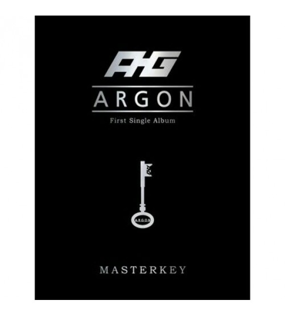 Альбом ARGON 1st Single Album - MASTER KEY