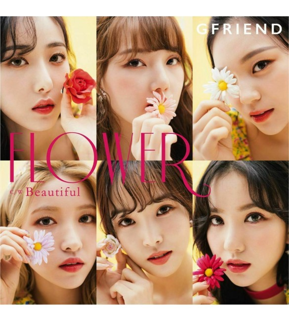 Альбом GFRIEND 3rd Single Album - FLOWER CD