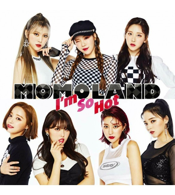 Альбом Japanese Edition MOMOLAND - I'm So Hot