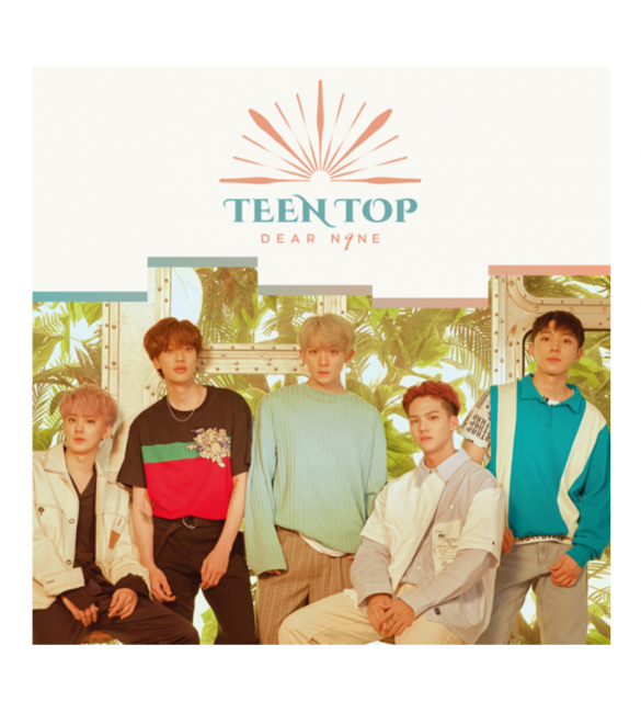 TEEN TOP 9th Mini Album - DEAR.N9NE (JOURNEY VER.