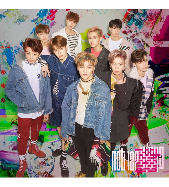 Альбом NCT 127 - Chain Japanese Edition
