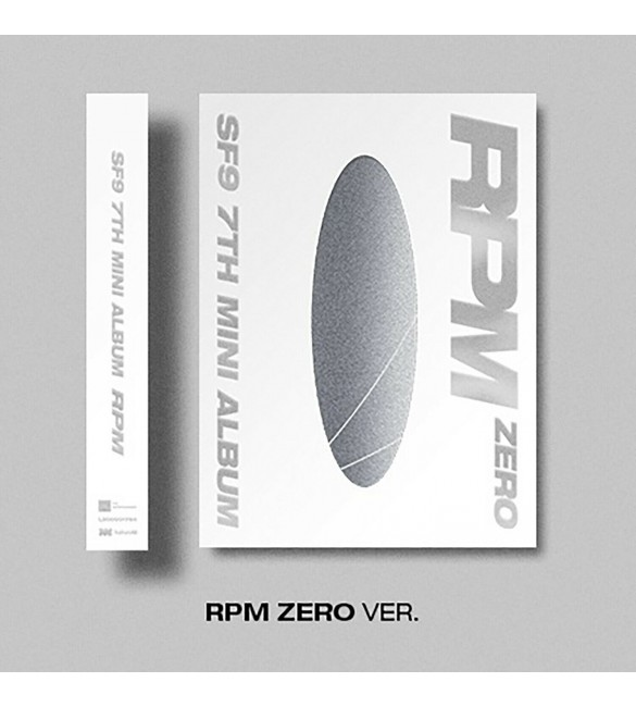 SF9 7th Mini Album - RPM (ZERO Ver)